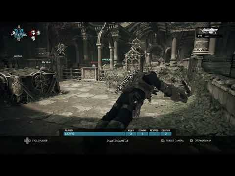 Gears of War 4 - Execution vs Luci6od, MagikTime, Avoid Despair, Karma 4L, and Evac Slashing