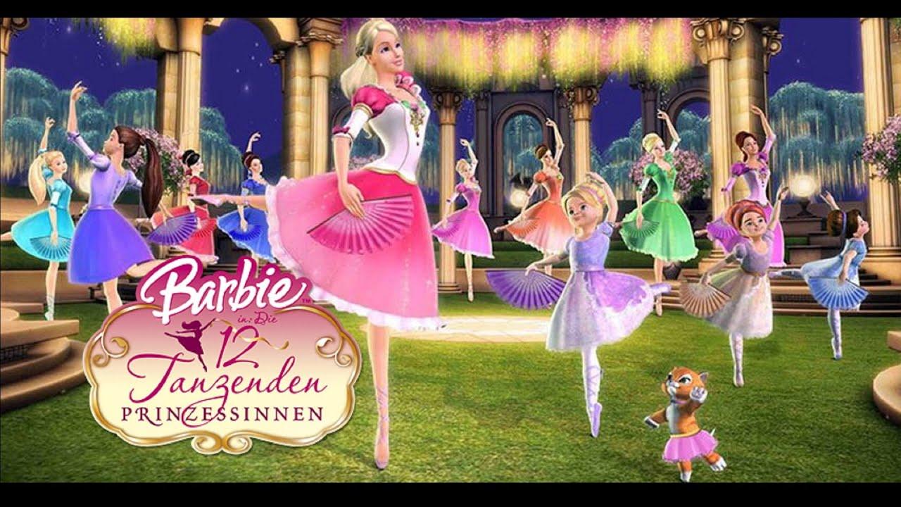 Barbie Und Die 12 Tanzenden Prinzessinnen Namen