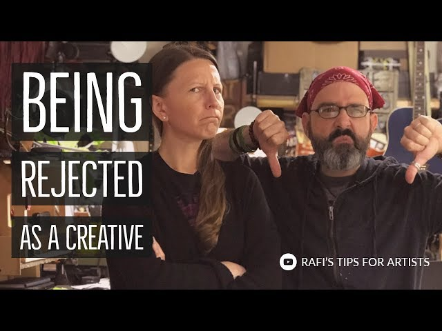 Let's Talk About Rejection And Being Rejected As A Creative