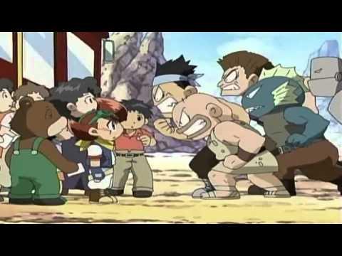 B Daman Crossfire Episode 32