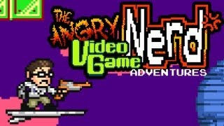 Angry Video Game Nerd Adventures - Official Gameplay Trailer