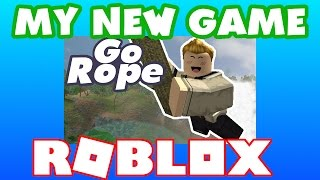 My new Roblox game is out!!!!