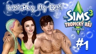 Let's Play - The Sims 3 Tropick...