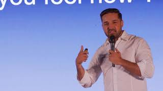 Leader of the pack - don't let disappointment defeat you | Tudor Tim Ionescu | TEDxFloreasca
