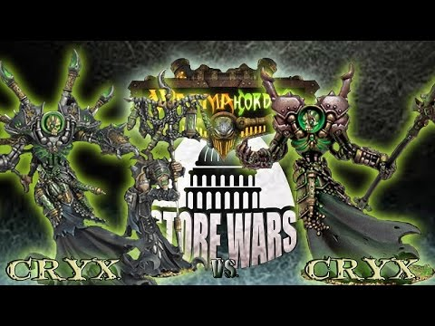 MD,VA,WV Store Wars 2016 - Cryx (Asphyxious3) vs. Cryx (P-Asphyxious) - March Event - Finals Table