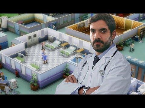 EL HOSPITAL MÁS LOCO   Two Point Hospital