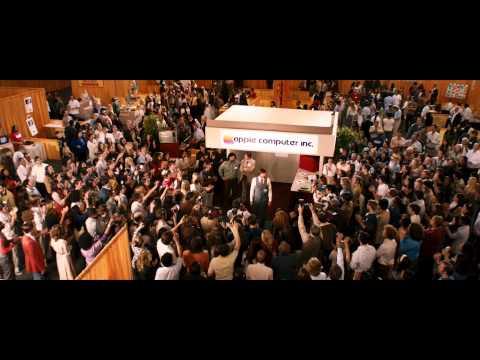 Film: Steve Jobs (2013) Trailer Ita