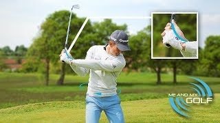 INCREASE YOUR LAG FOR GREAT BALL STRIKING