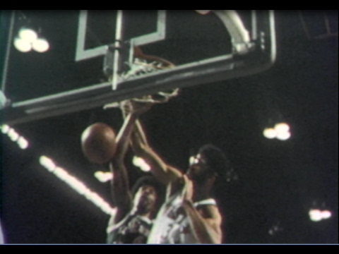 Dr. J's First NBA All Star Game | Won MVP In Losing Effort