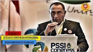 Download Video SETELAH DI SOROT MEDIA INTERNASIONAL BEGINI KOMENTAR EDY RAHMAYADI MP3 3GP MP4