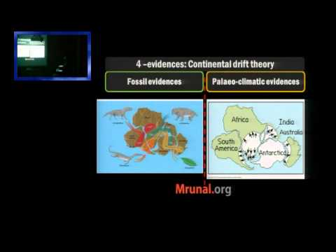 G2/P1: Plate Tectonics Theory: The beginning, Oceanic Plates, Continental Plates