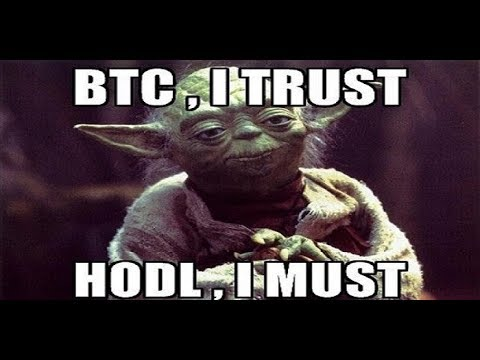 Bitcoin HODLING & Prospects As Global Currency