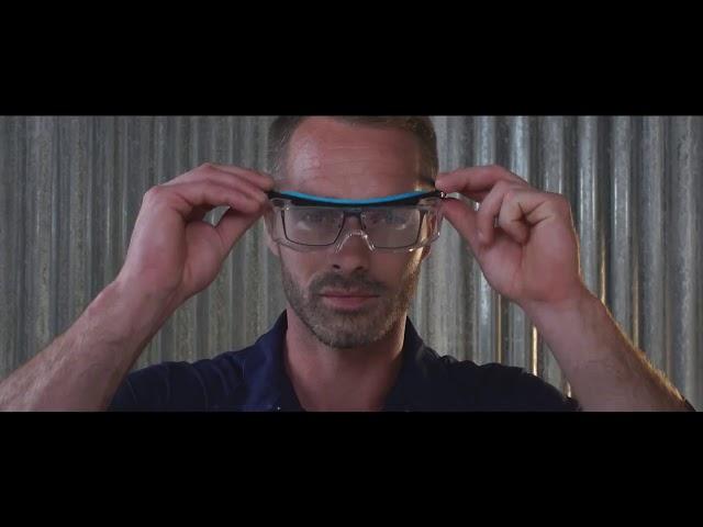 Présentation des lunettes de protection TRYON Bollé Safety