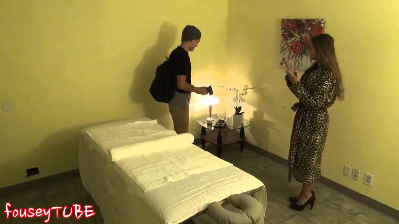 Masage happy ending masajes final feliz - 2 part 4