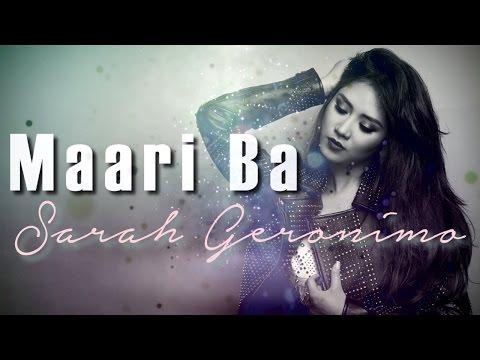 Sarah Geronimo — Maari Ba (Official lyric video)