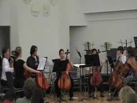 Longing, composed by Paul Fleury World Premiere