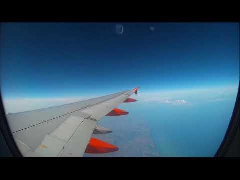 London Gatwick (LGW) To Basel (BSL)   EasyJet Switzerland A320