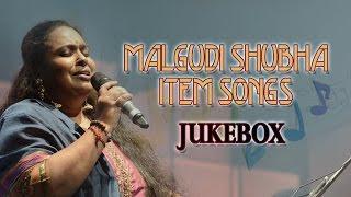 Malgudi Shubha Hit Songs Jukebox || Telugu Item Songs By Malgudi Shubha || Telugu Songs