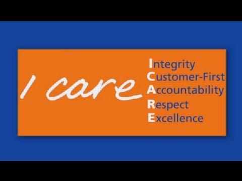 McKesson - I CARE Shared Principals