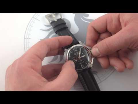 Panerai Luminor 1950 8 Days GMT PAM 233 Luxury Watch Review