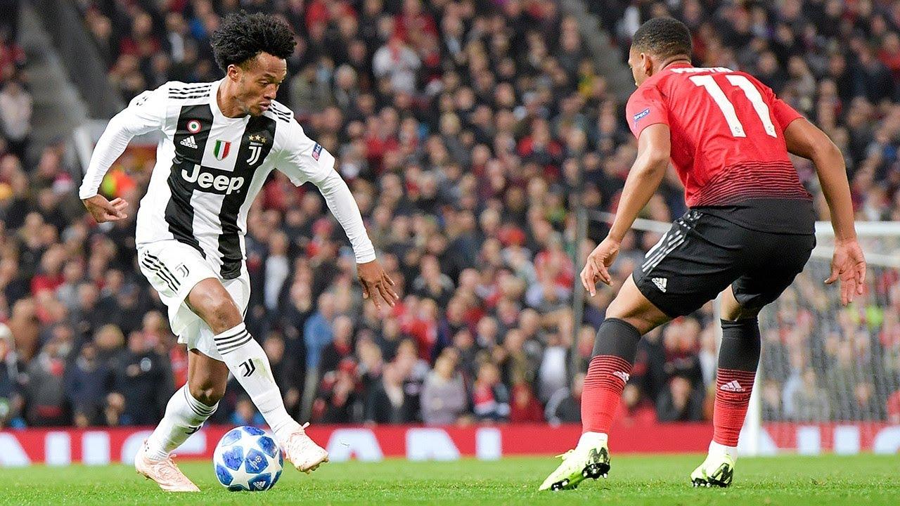 Man Utd vs Juventus | UEFA Champions League | Stats & Facts