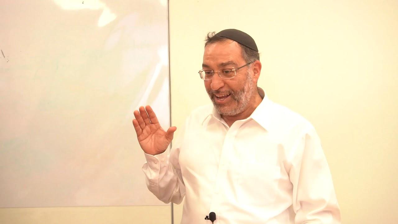 הלכות חופה וקידושין - צורבא מרבנן - הרב בן ציון אלגאזי