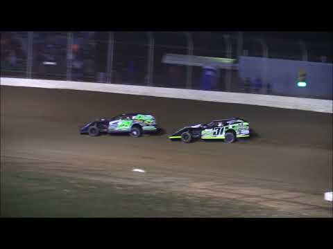UMP Modified Heat #7 from Portsmouth Raceway Park, October 19th, 2017.