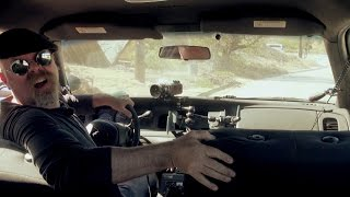 Is Precision Driving In Reverse Possible? | MythBusters