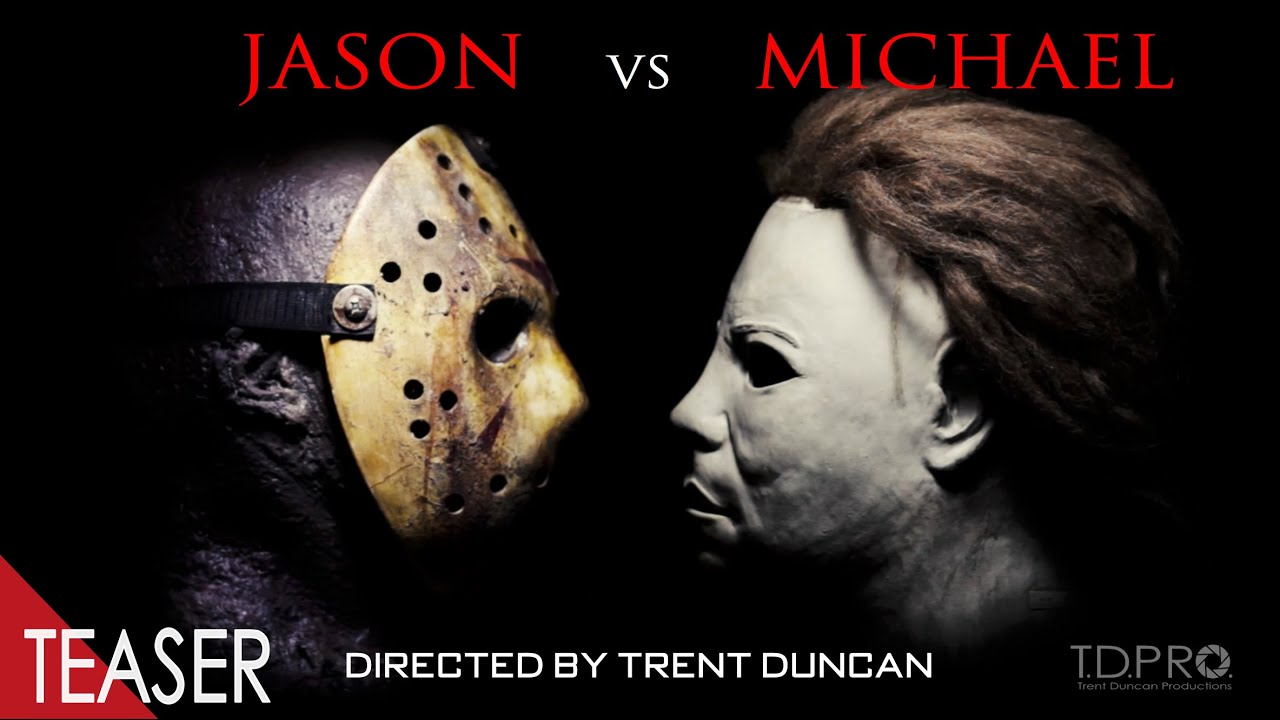 JASON VOORHEES VS MICHAEL MYERS Trailer (2015) Fan Film