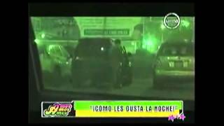 VICTOR HUGO DAVILA Cachando con PAOLA ORDOÑEZ en la Costa Verde (AMPAY)