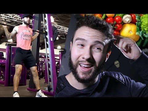 One Week Vegan Bodybuilding Challenge