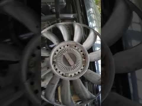 Замена ремня помпы Audi A4 B5 без разбора морды