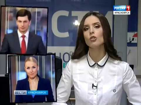 Дикторы и телеведущие телевидения. Как закалялся кадр, Красноярск Андрей Гришаков