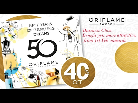 Oriflame Catalogue March 2017