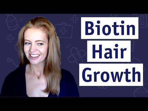Biotin Hair Growth Secrets Revealed ��♂️