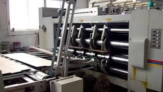 Линия для изготовления гофрокоробов TPSD(, 2015-10-29T12:32:35.000Z)