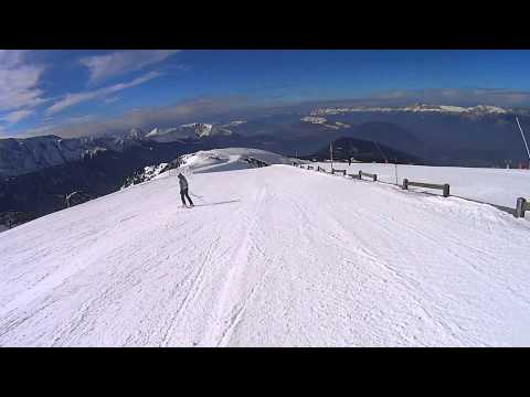 Skiing Chamrousse.France 3. day 17.03.2015. HD 1080p