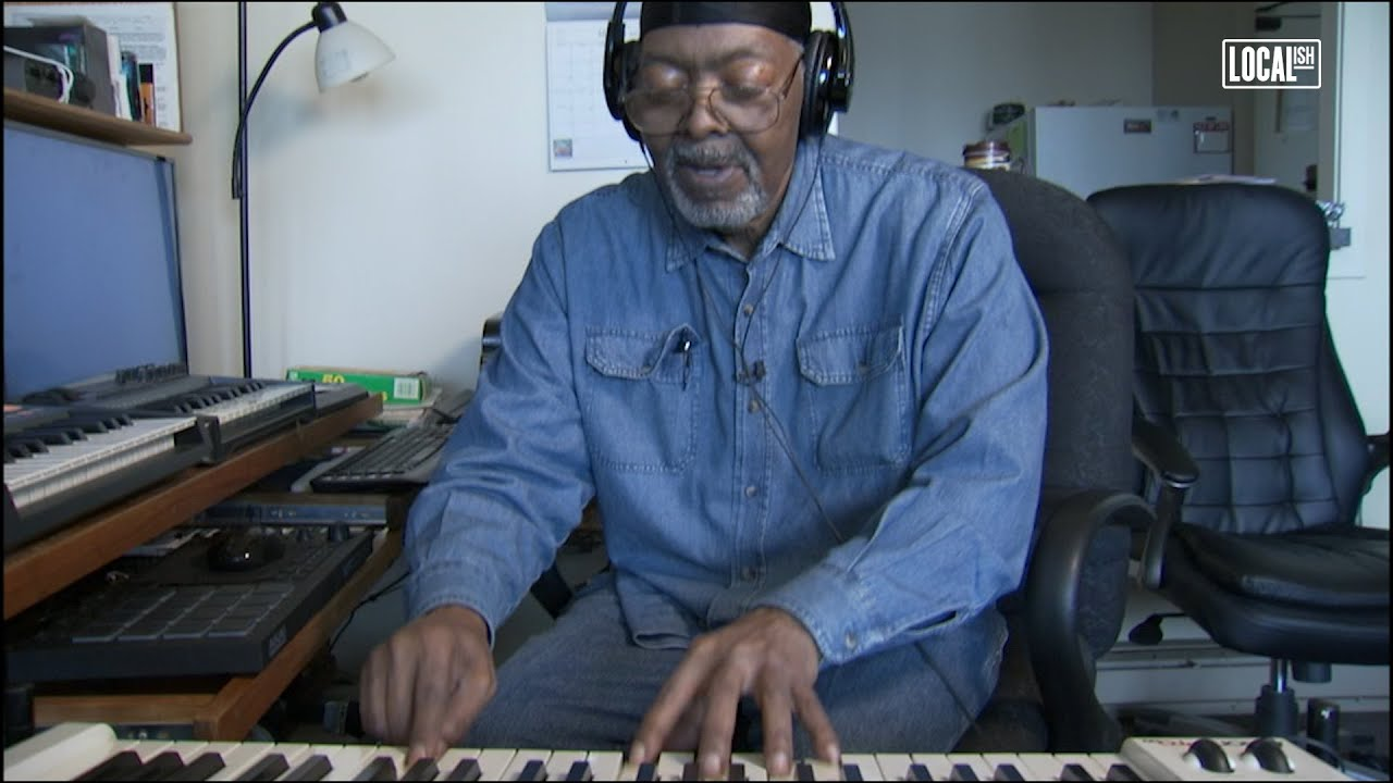 72-Year-Old Grandpa Makes Trap Beats | Localish
