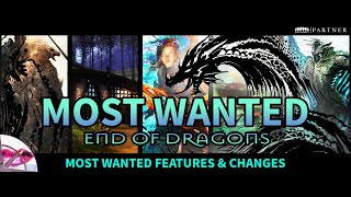 Guild Wars 2 End of Dragons | Most Wanted New Features and Changes