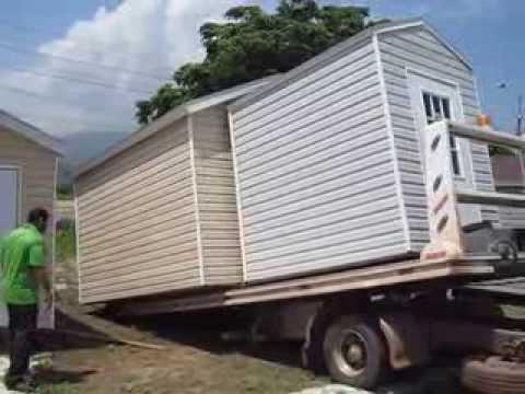 Casa Moviles Prefabricadas En Maderas Youtube
