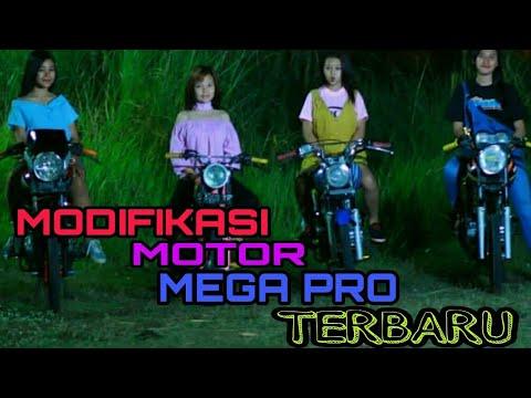 MODIFIKASI MOTOR MEGAPRO TERBARU