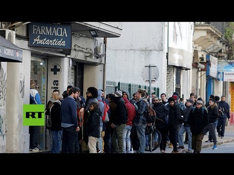 Uruguay: Se agota la marihuana en el primer día de venta legal