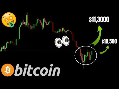 Bitcoin Price Bounce Aims At $10,500 Or $11,300?!! | Coinbase Acquires Xapo | Altcoins Bloodbath