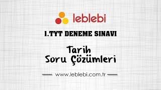 Gambar cover 1.TYT DENEME SINAVI / TARİH