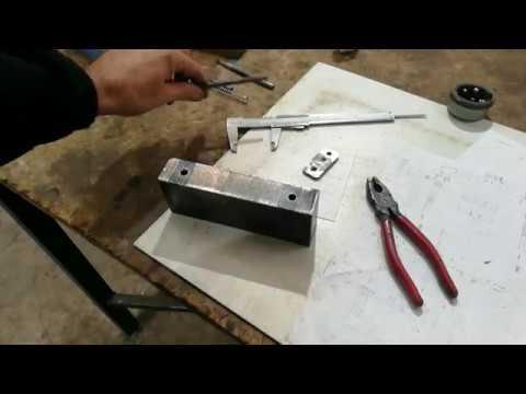 #(DIY) 2° Part.#Bomba Manual Doble Efecto , #Manual Pump Double Effect