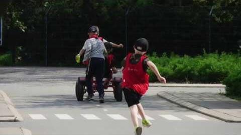 Miten liikennekaupunkia voidaan hyödyntää lasten liikennekasvatuksessa?
