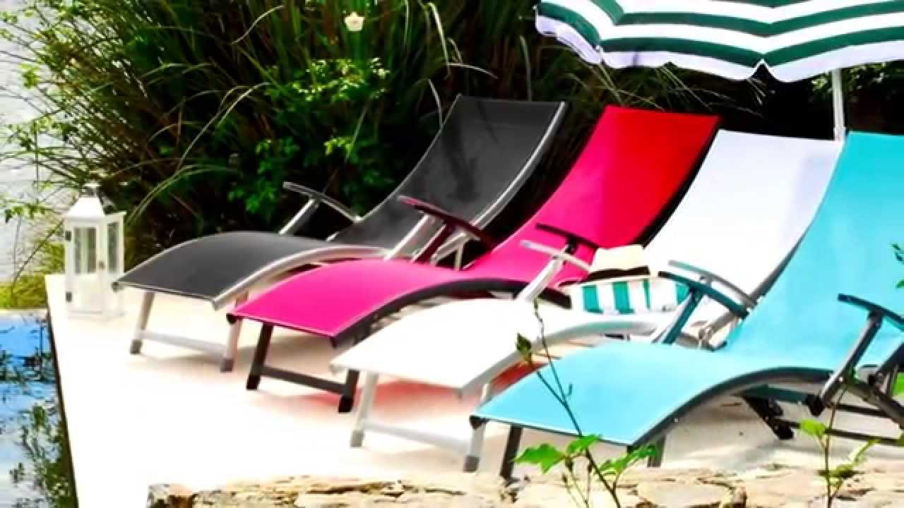 Reposeras especial muebles de jardin 2014 coto youtube for Muebles para jardin