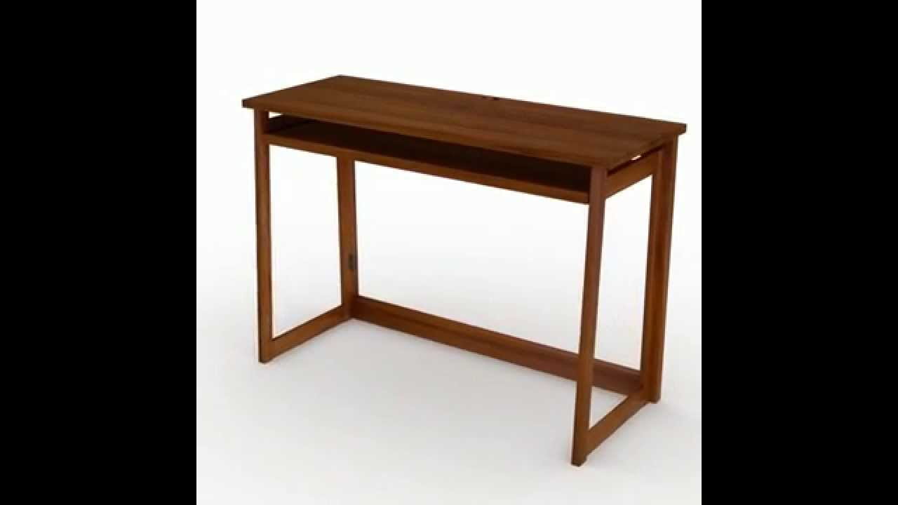 Portable Computer Table With USB Port