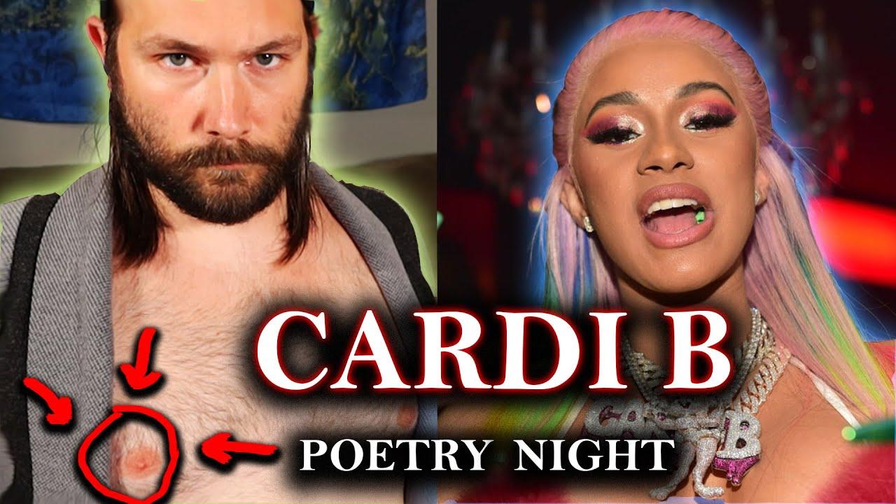 "Reading Cardi B's ""Up"" Poetically"