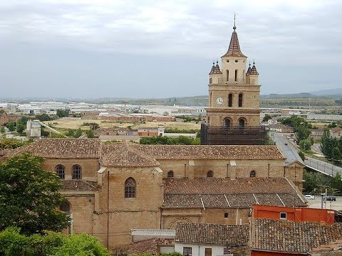 Places to see in ( La Rioja - Spain ) Calahorra